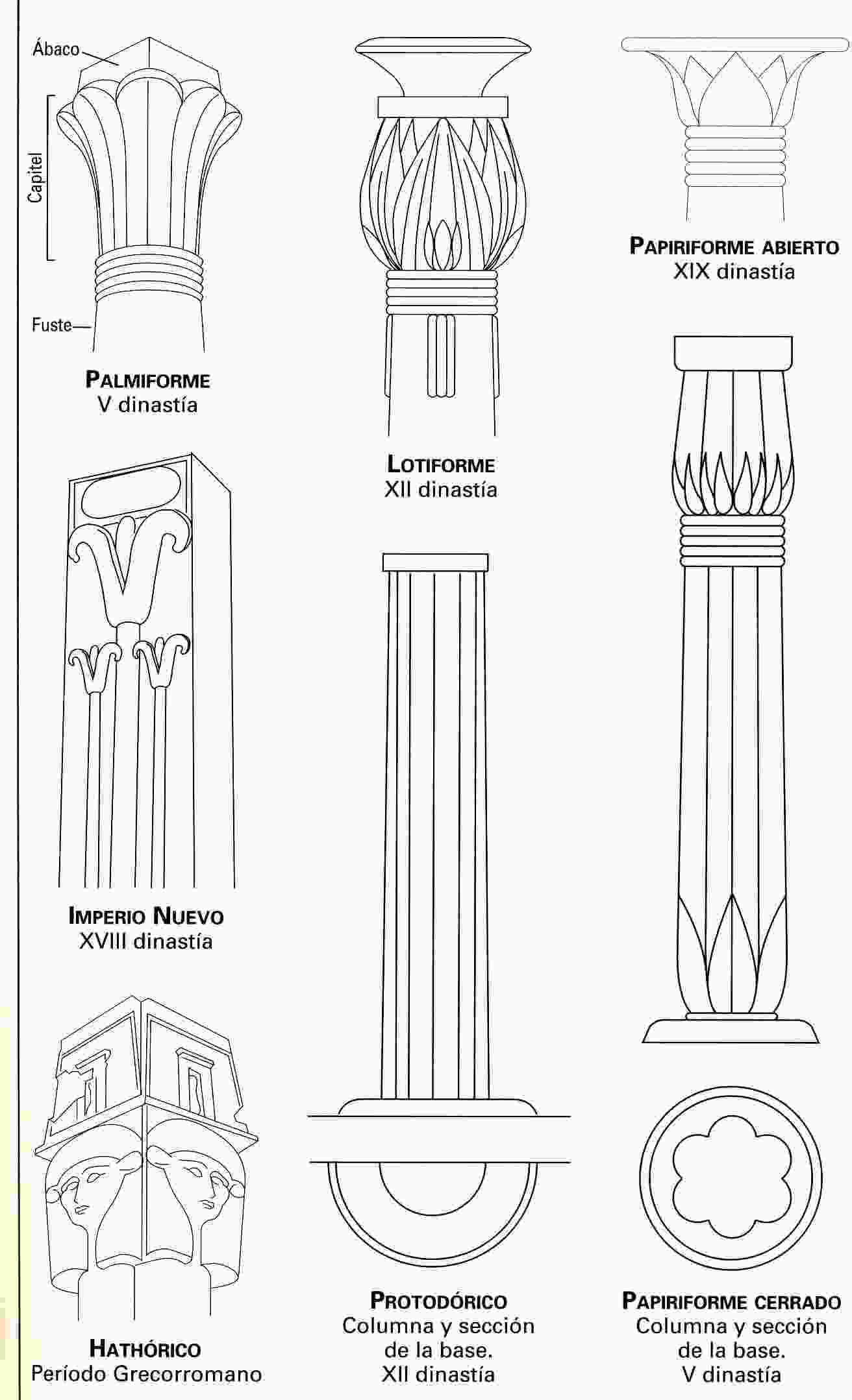 Column Egypt