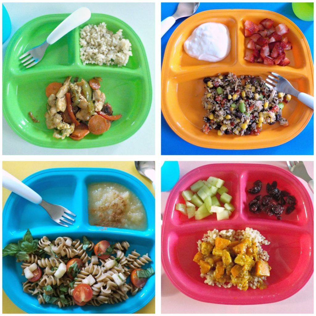 How to Make a Meal of One Color pics