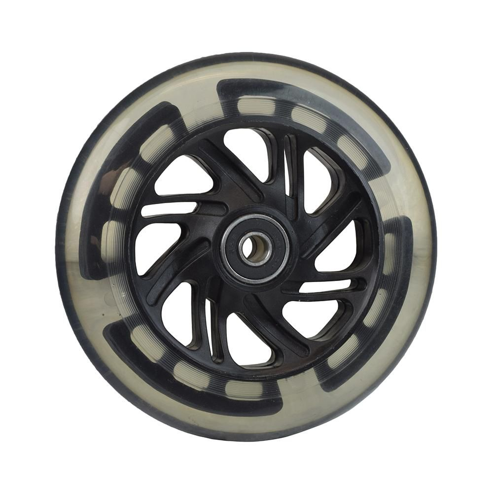 2x 100mm Inline Wheels with Abec-7 Bearings for RAZOR SCOOTER 98mm replacement