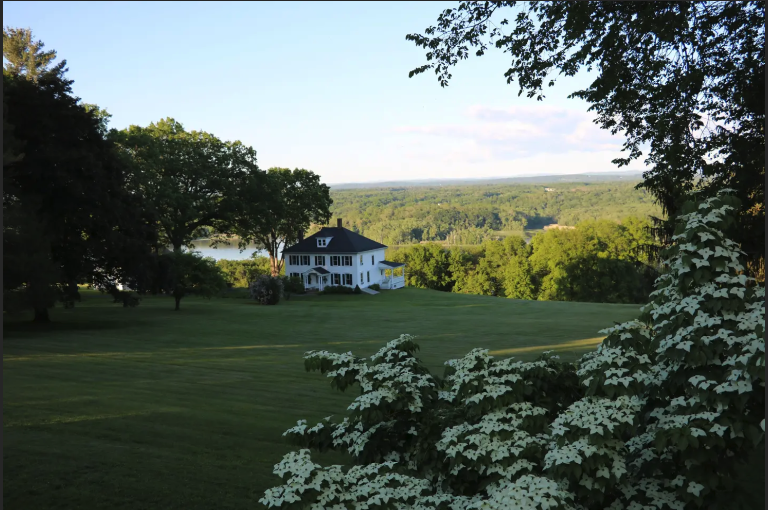 Rose Hill Cottage Hill Country Wedding Venues Water Views Rose Hill