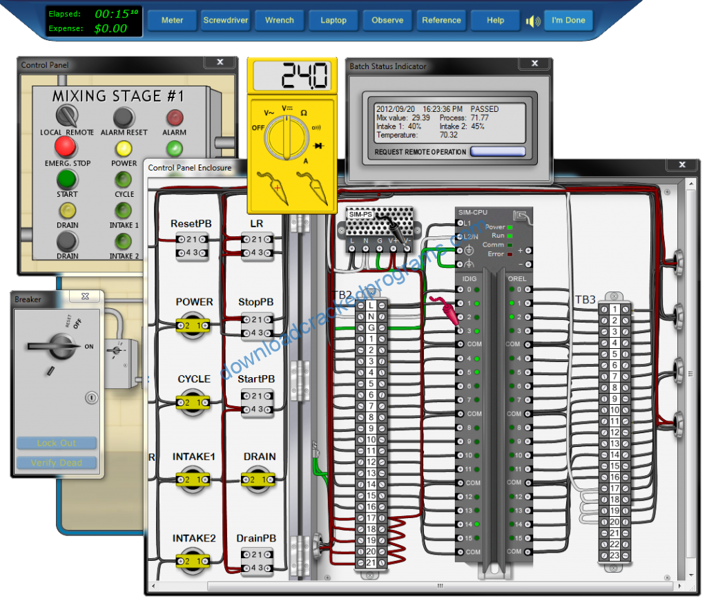 Download Cracked Industrial 10 Plc Training Video Course Series Full Software Plc Simulator Electrical Troubleshooting Plc Programming