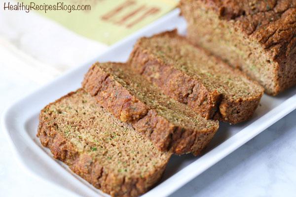 wonderfully moist and fragrant this keto zucchini bread