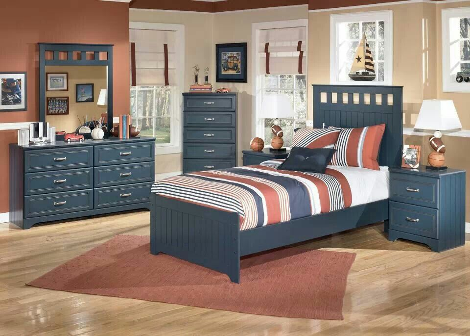 Cute for a boys room Bedroom sets, Bedroom furniture