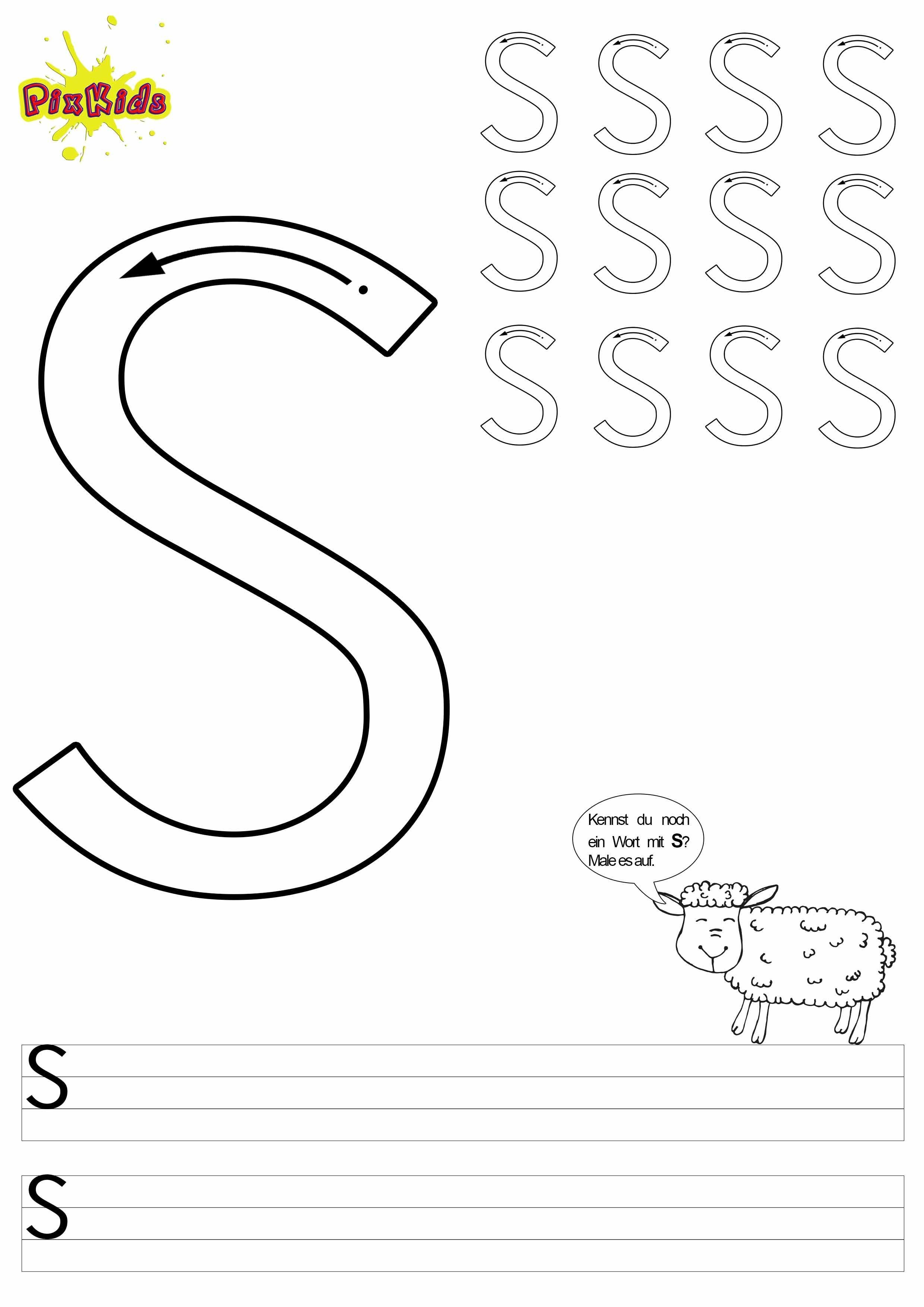 3 Buchstabe A Arbeitsblatter Schreiben Lernen Buchstaben Lernen