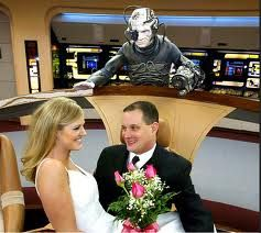 Las Vegas Hilton Has A Star Trek Wedding Experience
