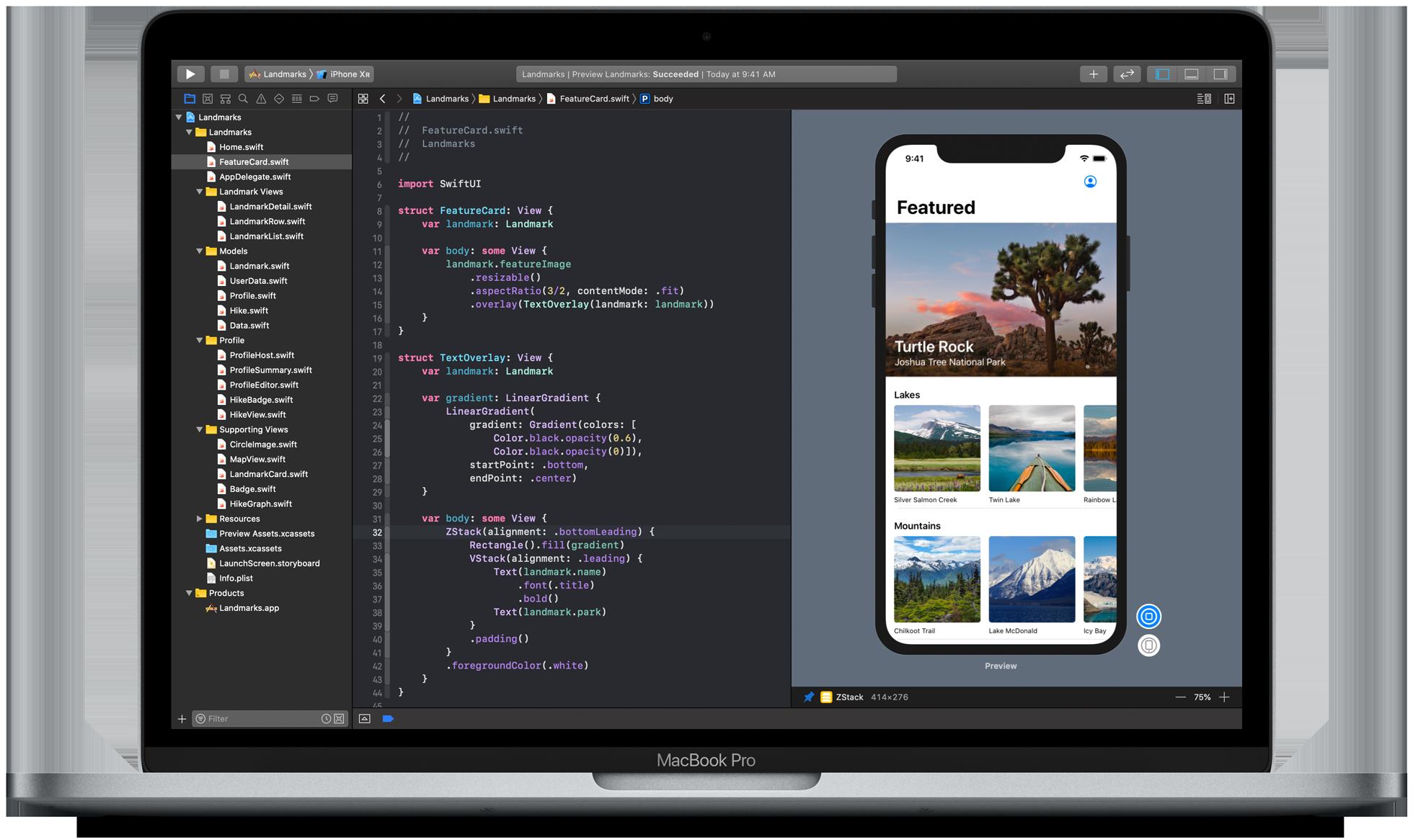 SwiftUI Tutorials Apple Developer Documentation