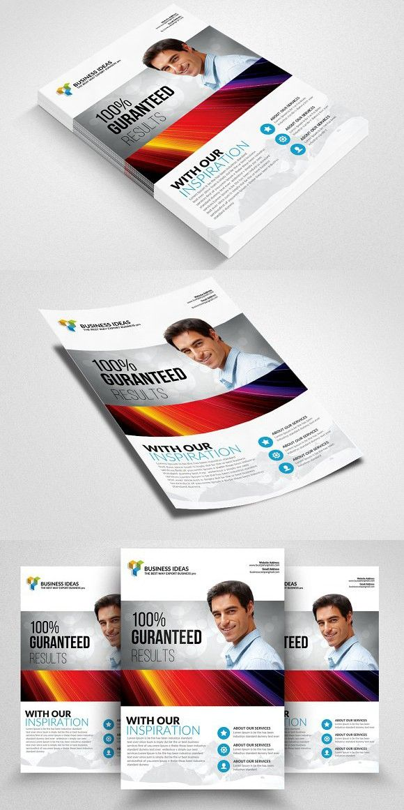 HR Consulting Flyer Templates Pinterest Flyer Template Template - Consulting brochure template