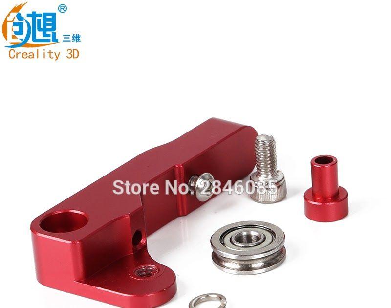 Big SALE Upgrade 3D Printer Parts MK8 Extruder Aluminum Alloy Block