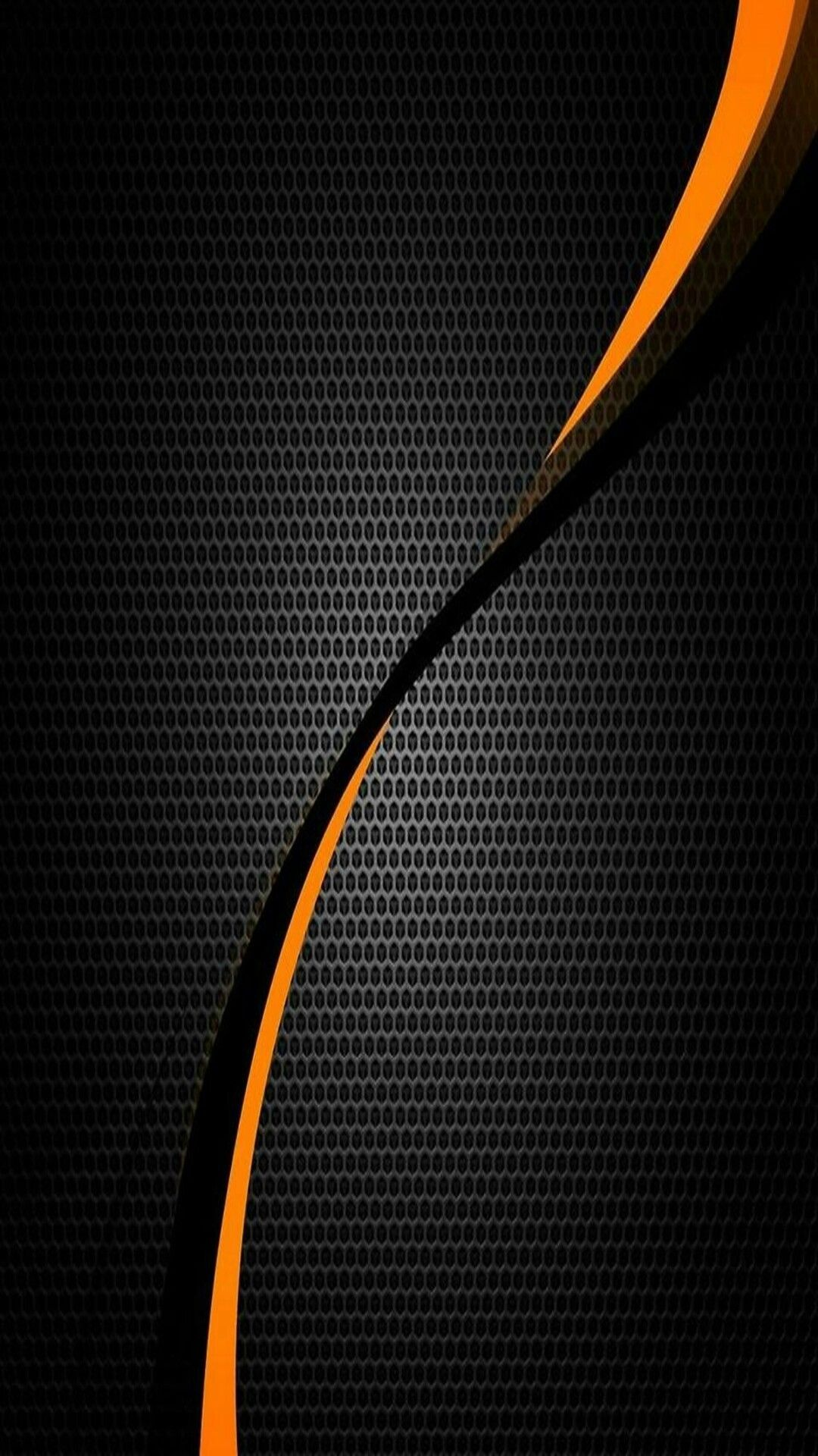 Cool Black Orange Iphone Background In 2020 Carbon Fiber Wallpaper Hd Wallpaper Android Android Wallpaper Red