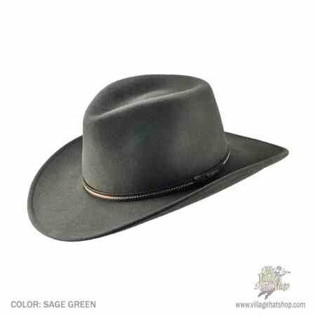 Gallatin Crushable Outback Hat-villagehatshop.com  d6f39b5107