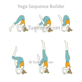 Tripod Headstand Sequence Flow Yoga Yoga Sequences Benefits Variations And Sanskrit Pronunciation Tummee Com Ashtanga Yoga Ashtanga Yoga Poses Ashtanga