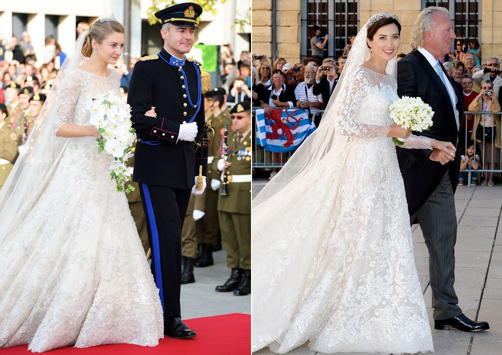 d90cf8191 El vestido de Elie Saab