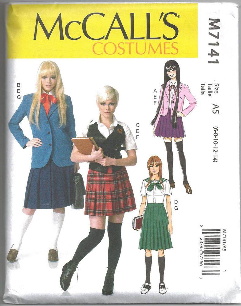 Schoolgirl Uniform Pattern Unique Ideas