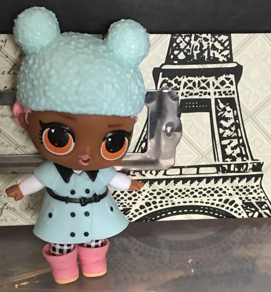 LOL Surprise BIG CITY BB b.b Under Wraps Sister Eye Spy Series 4 Kids Doll Toy