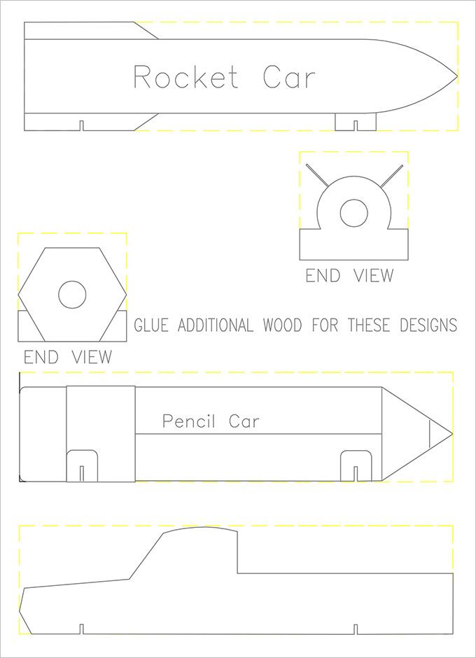 21+ Cool Pinewood Derby Templates - Free Sample, Example Format Download