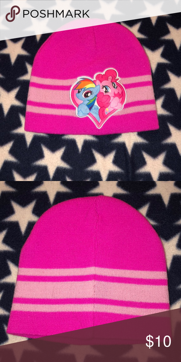 90c941bc My Little Pony Hat Like new! My Little pony winter hat My Little Pony  Accessories