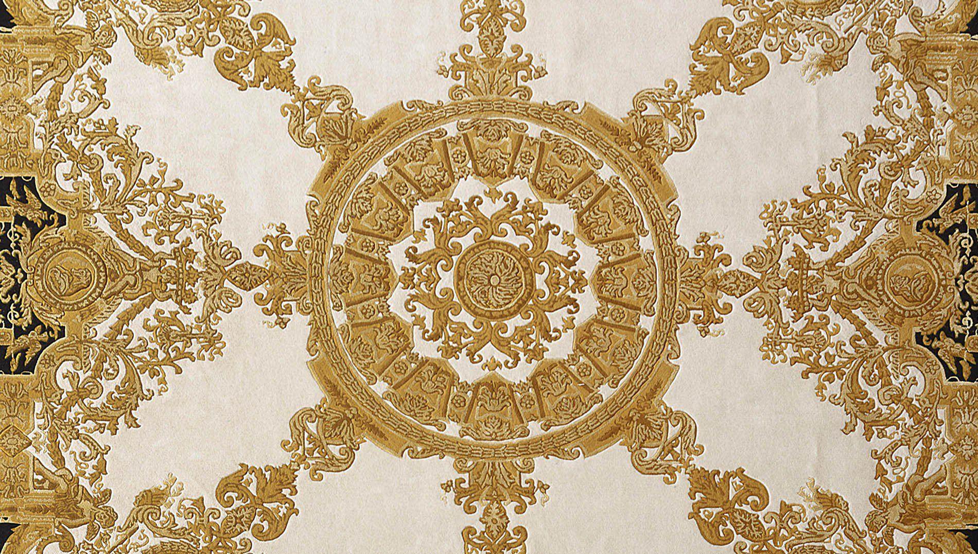 baroque arty pinterest gold rug and house. Black Bedroom Furniture Sets. Home Design Ideas