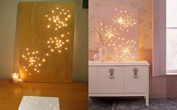 Schlafzimmer : lichterketten deko ideen schlafzimmer ...