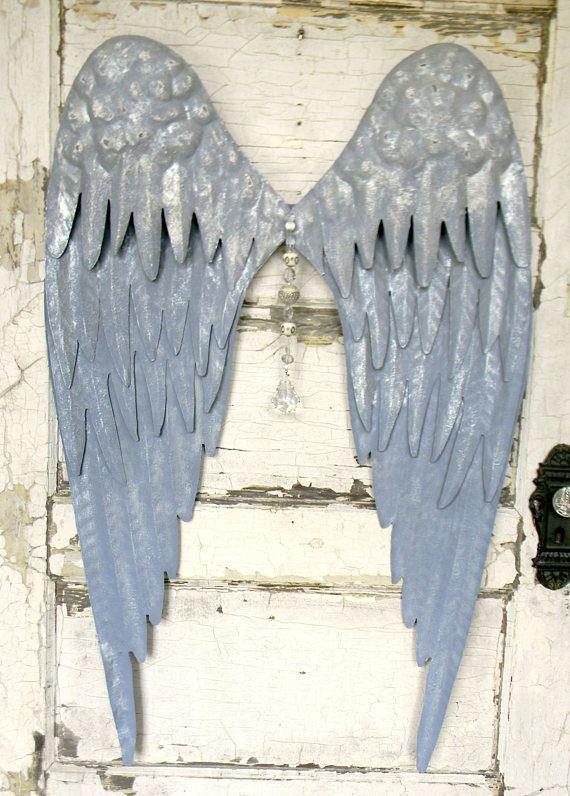Metal Angel Wings Wall Decor angel wing wall decor, large angel wings, metal angel wings, angel