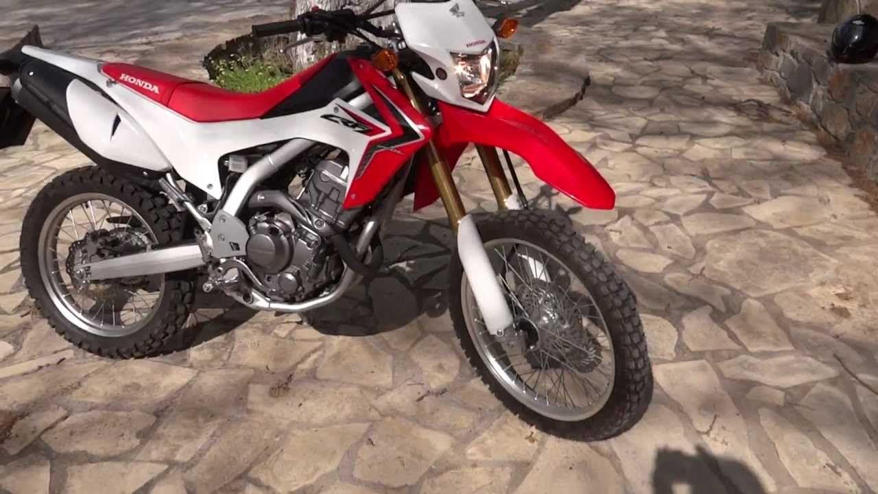 Enduro Honda CRF250L Honda, Motorcycle, Vehicles