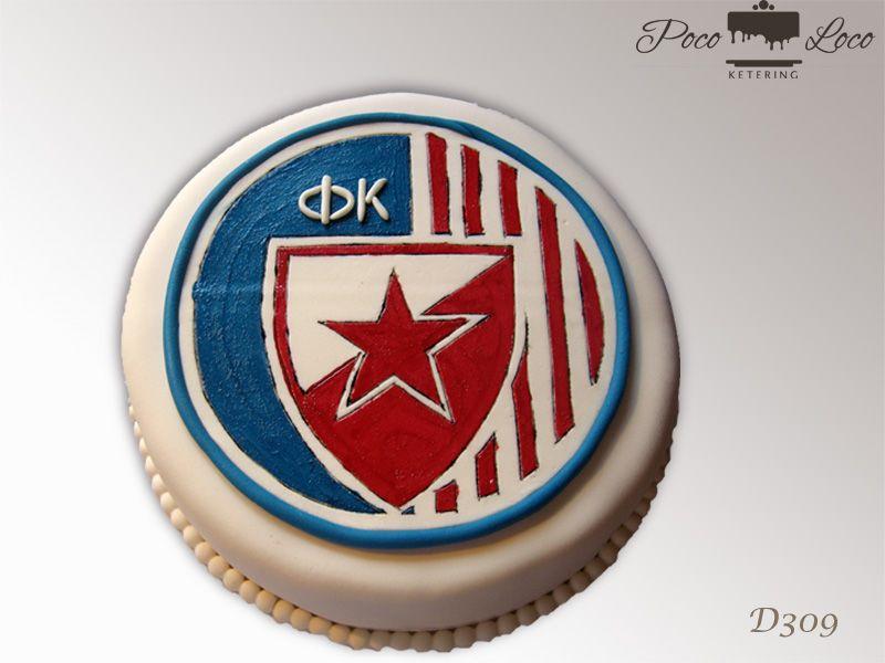Crvena Zvezda Torta Crvena Zvezda Cakes For Boys