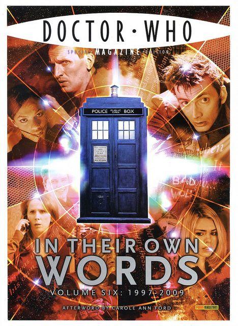 In Their Own Words Volume Six: 1997-2009 by _mel42_, via Flickr
