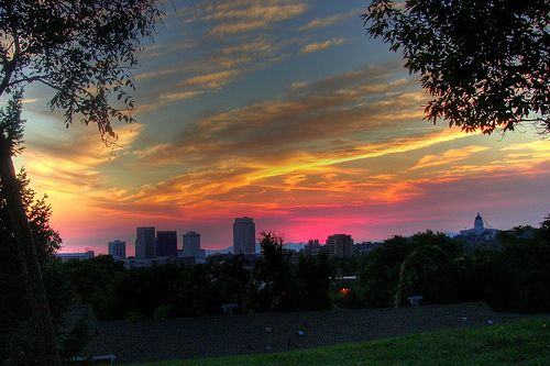 Best Places To Watch The Sunset In Salt Lake City