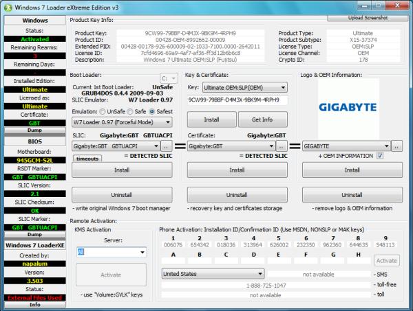 gvlk key windows 7 ultimate