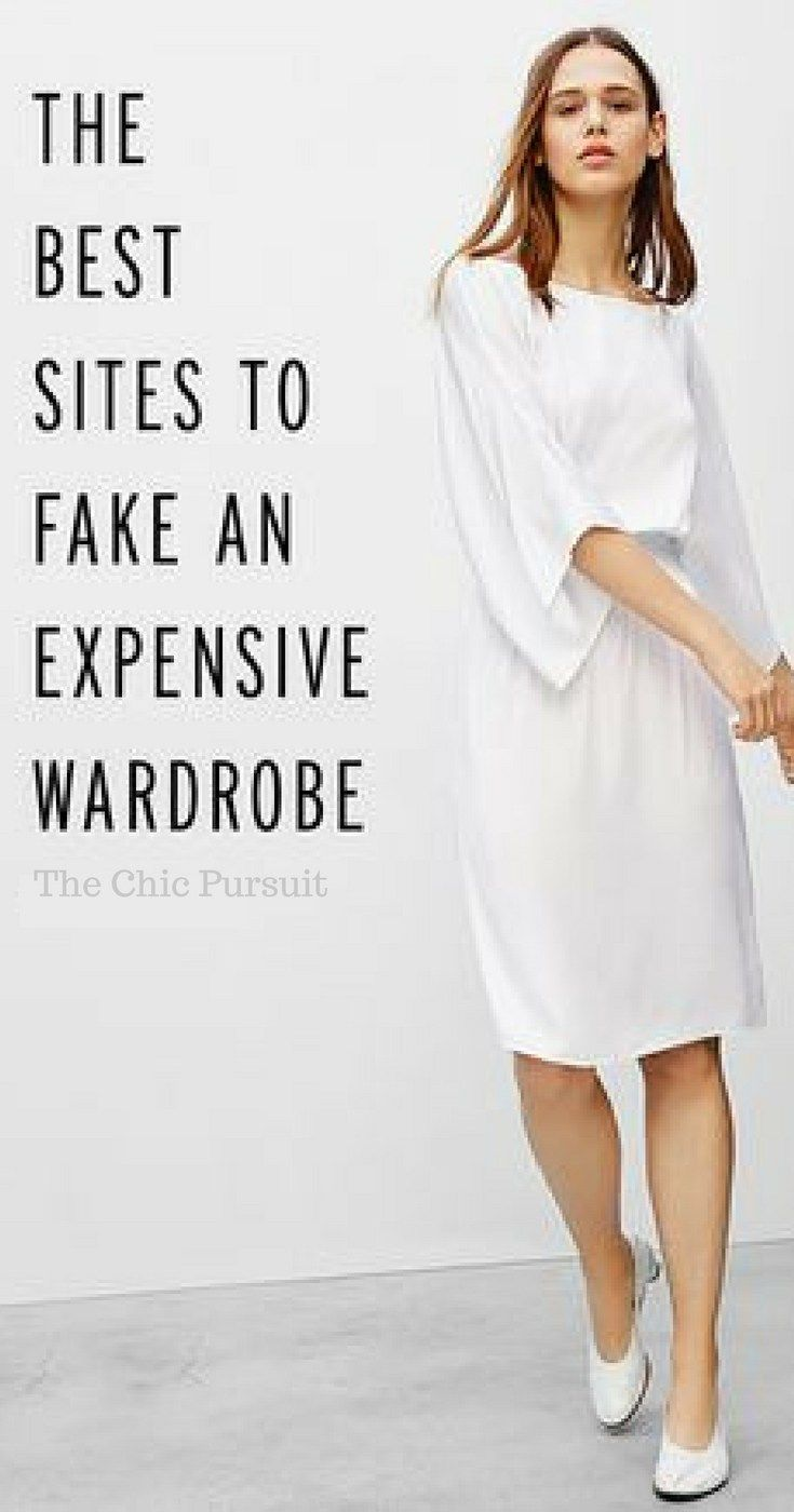 Look Boss On A Budget - The Best Sites To Fake An Expensive Wardrobe c3432bc04