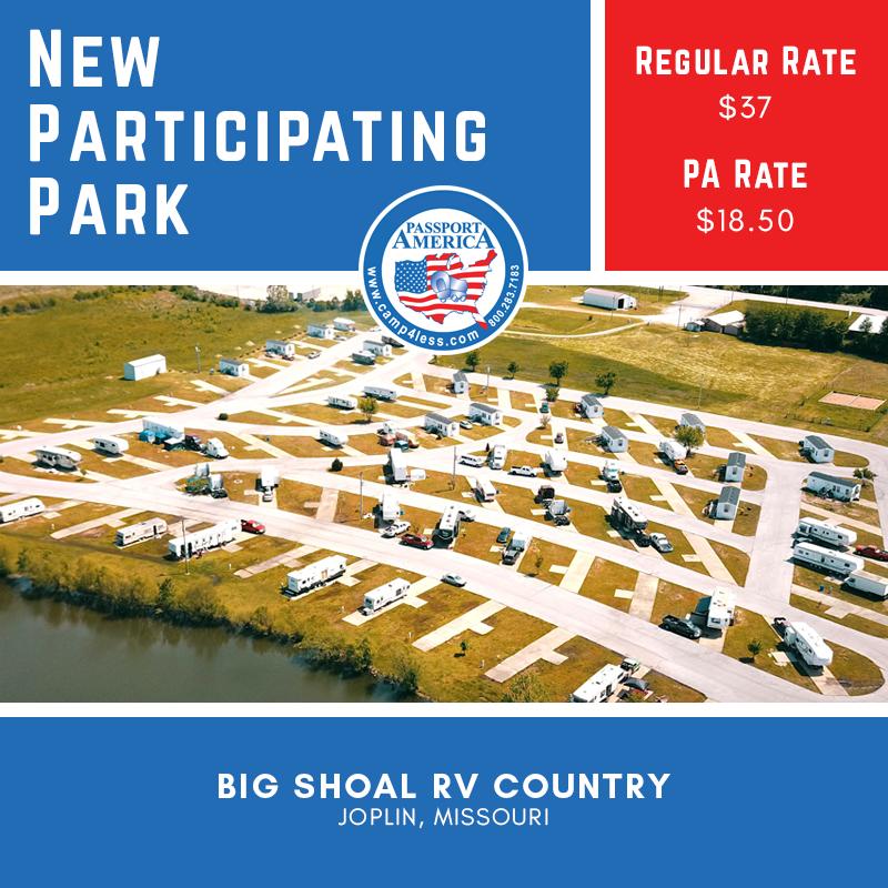 Hookup New Baldwin Park: Big Shoal RV Country In Joplin Missouri Is An 84-acre Park