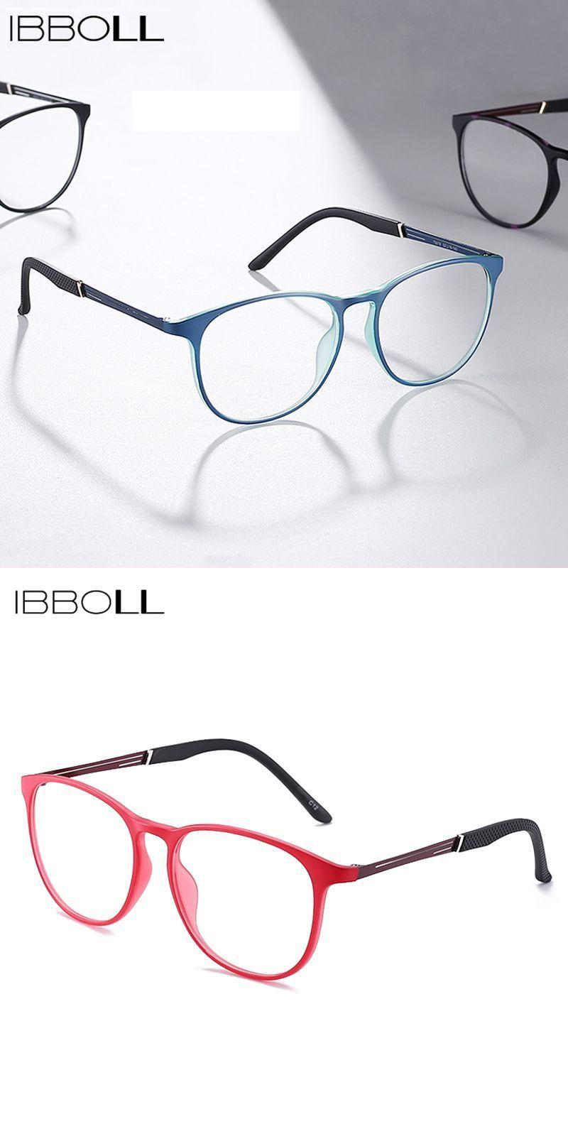 a3fee96f90 Luxury brand optical glasses frame women square plastic eyewear female male  classic eyglasses frames men oculos t5018  frames  eyewear  accessories   solid ...
