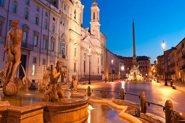 See Rome