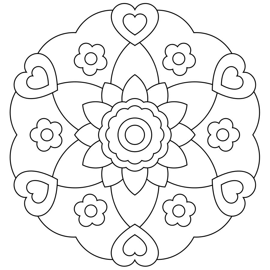 Printable Mandala http://printmandala.com/ | PRINTABLE IMAGES for ...