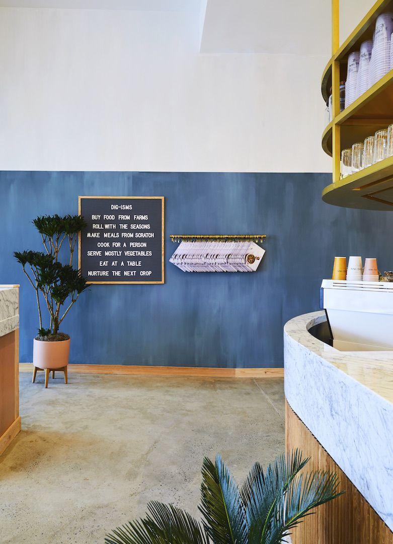 ASH NYC Designs Rye Brook\'s New Dig Inn Eatery | Ash, Square feet ...