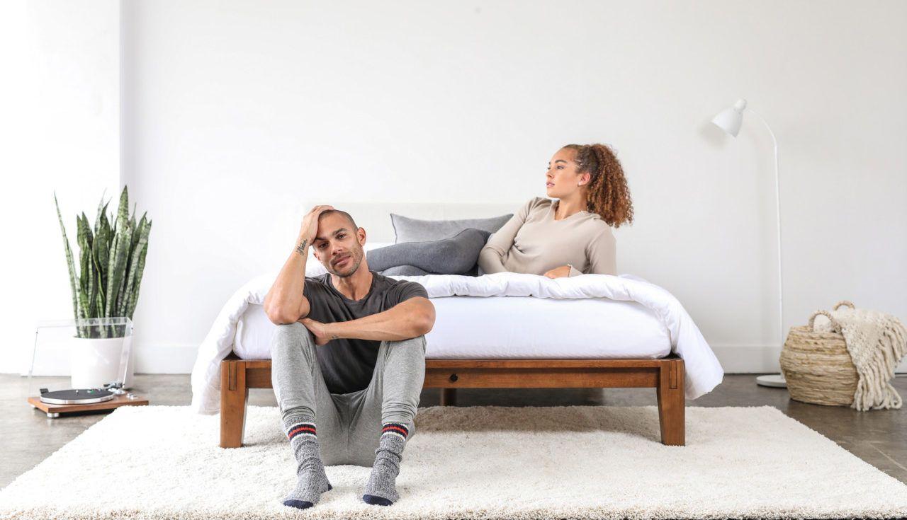 How Thuma Designed The Perfect Platform Bed Platform Bed Designs