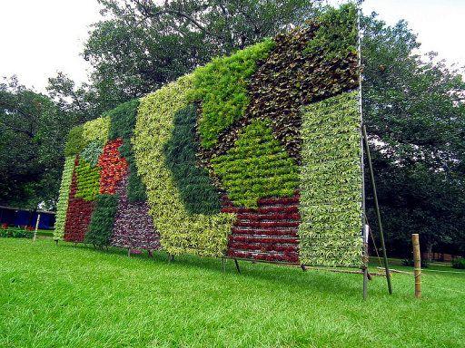 Por qu debes optar por los jardines verticales de moda for Caracteristicas de los jardines verticales