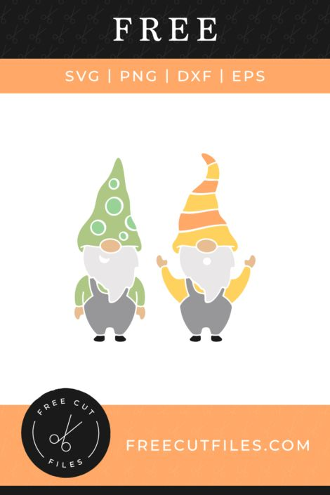 Download Gnomes in 2020 | Free svg