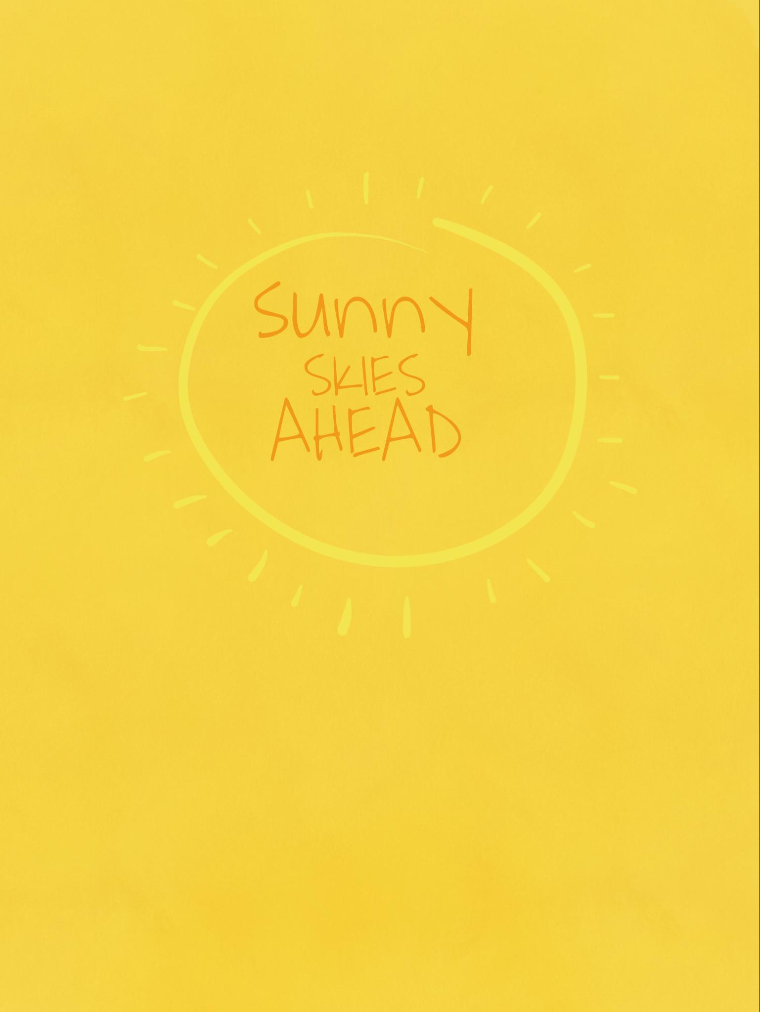 Aesthetic Yellow Wallpaper Sunny Yellowaesthetic