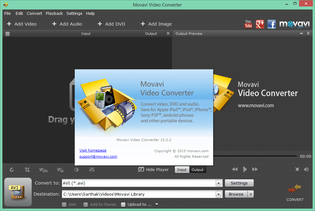 activation code for movavi video converter
