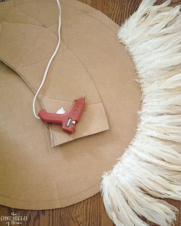 diy juju hat feather wall hanging | juju hat, crafts and diy hat