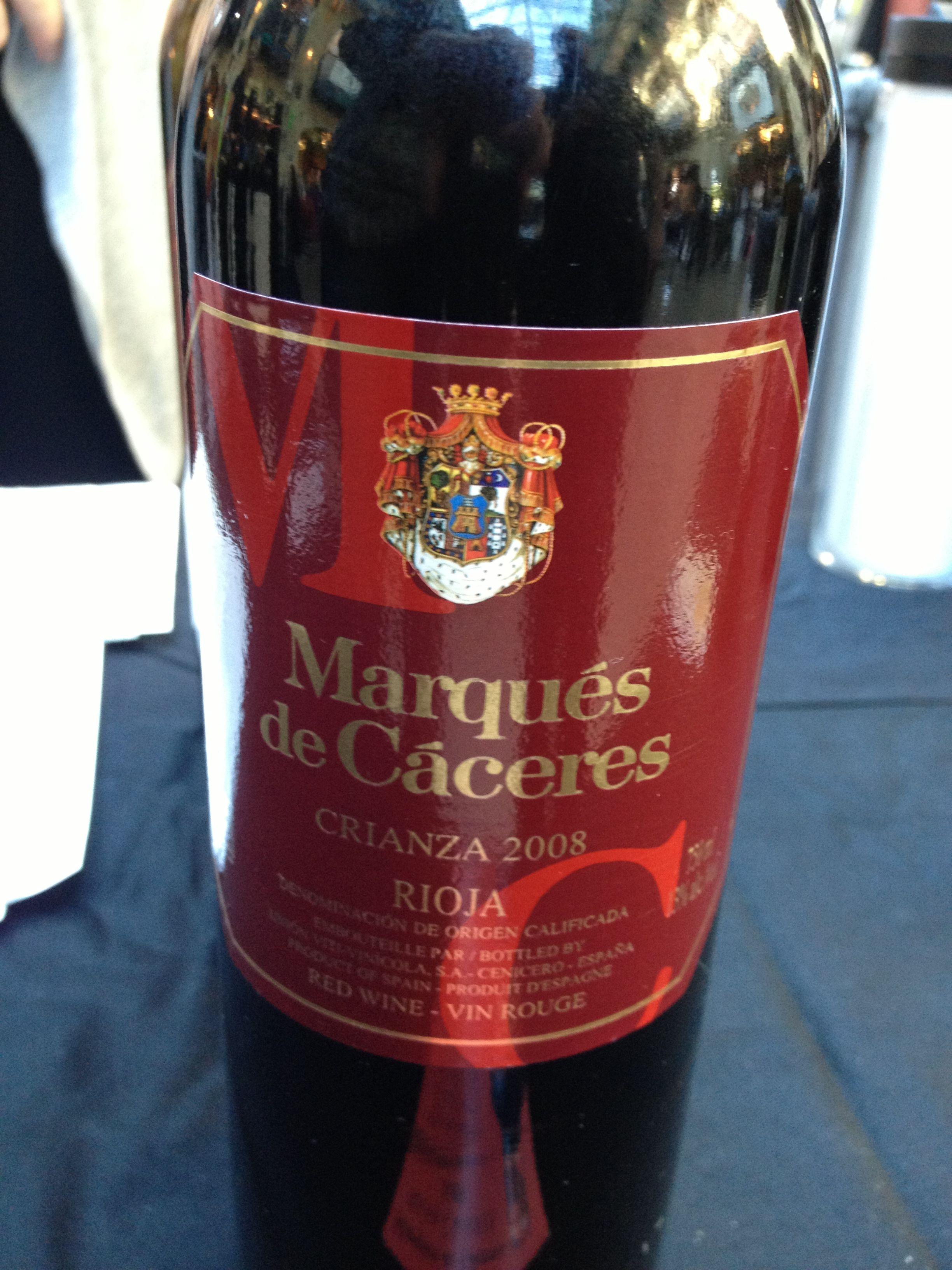 Margues de Caceres - Spain