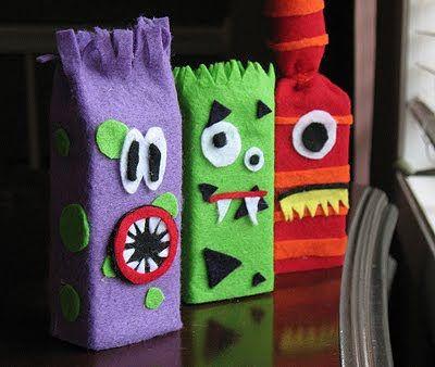 More Smiles Than Scares 12 Cute Halloween Decorations For Kids - homemade halloween decorations for kids