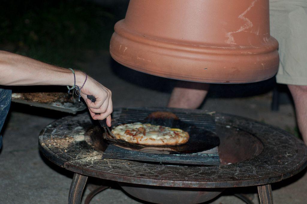 Cheap Easy To Make Outdoor Pizza Oven Garden Ideas