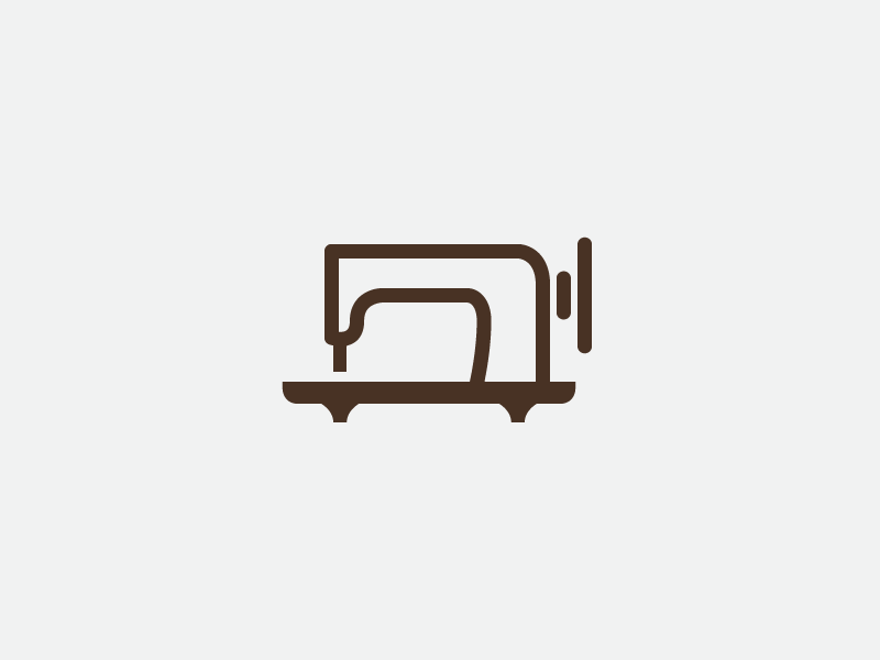 Tailoring Services Logo Dribbble Service Logo Logos