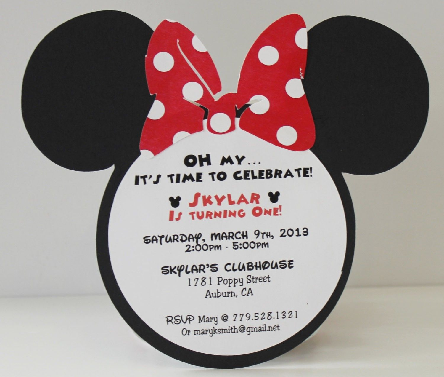 Minnie mouse birthday invitation wording for kids birthday minnie mouse birthday invitation wording for kids filmwisefo