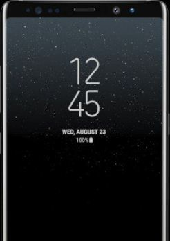 Samsung galaxy Note 8 comes with the awesome features such