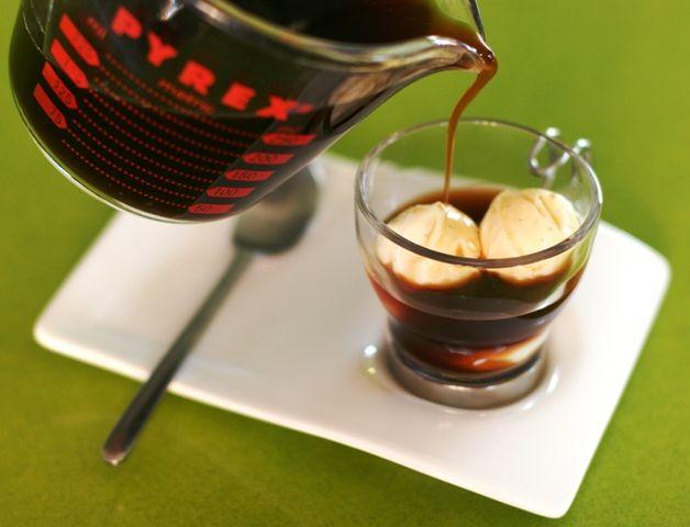 Molecular Gastronomy Hot Ice Cream (+ Hot-Buttered Drinks - molekulare küche set