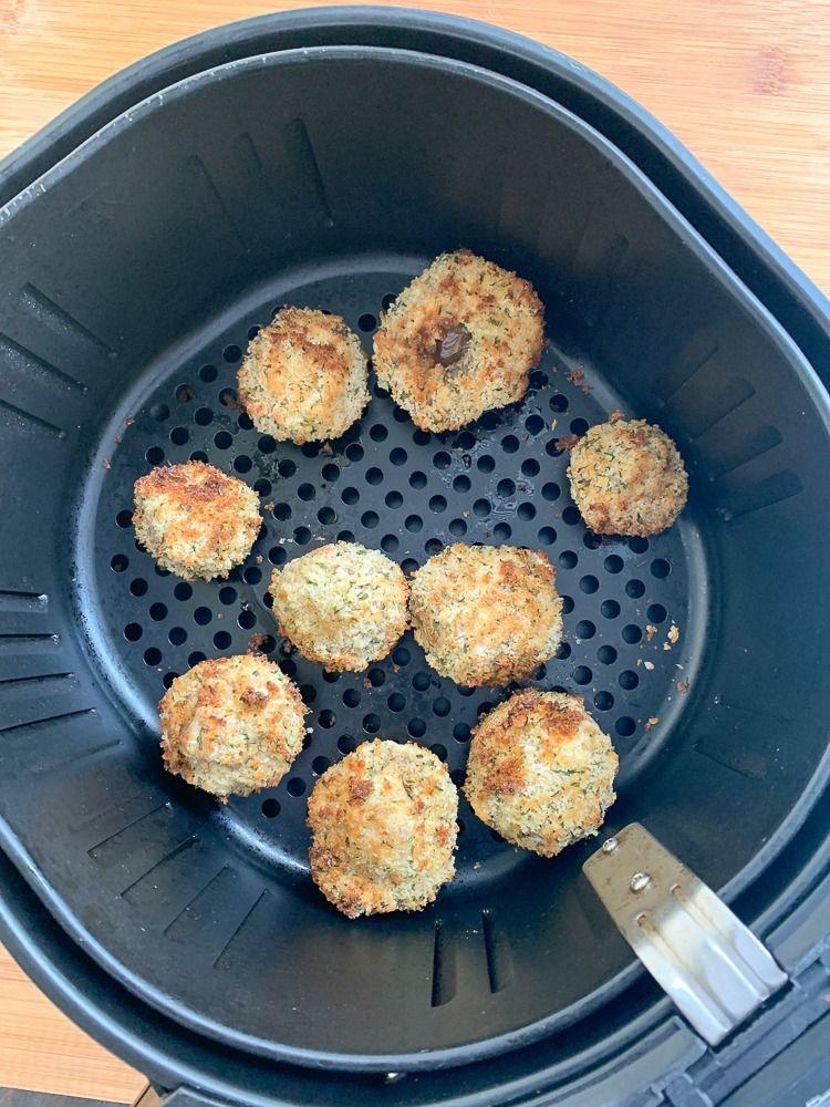 Easy air fryer recipe of fried mushrooms in 2020 Fried