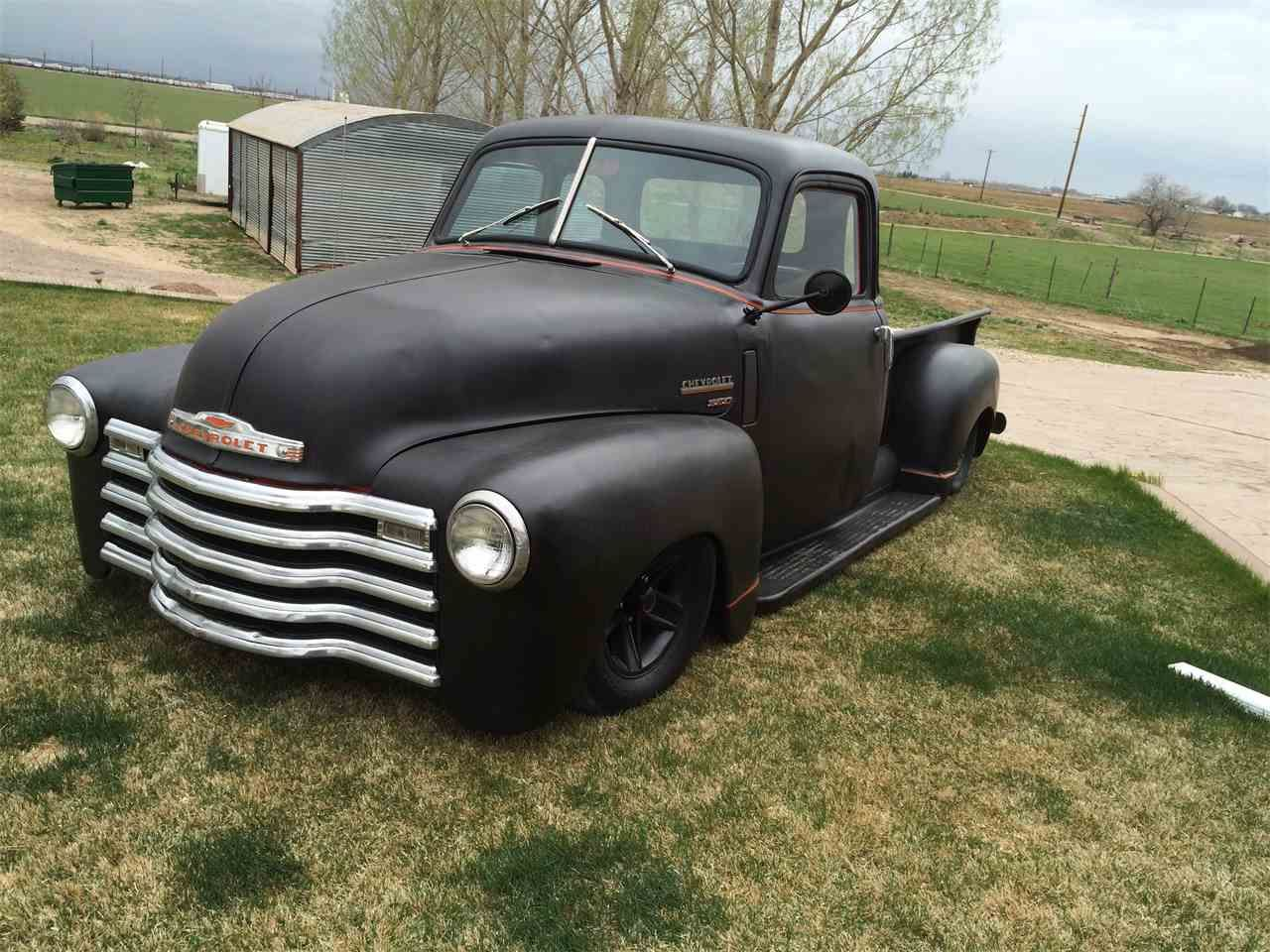 Pin by Piv on Hot rods and old muscle | Pinterest | Chevy pickups ...