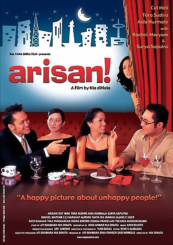 The Gathering Arisan Directed By Nia Dinata Film Now And Then Movie The Gathering